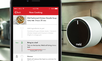 An Automatic Stove Knob Keeps Your Burner At The Right Temperature