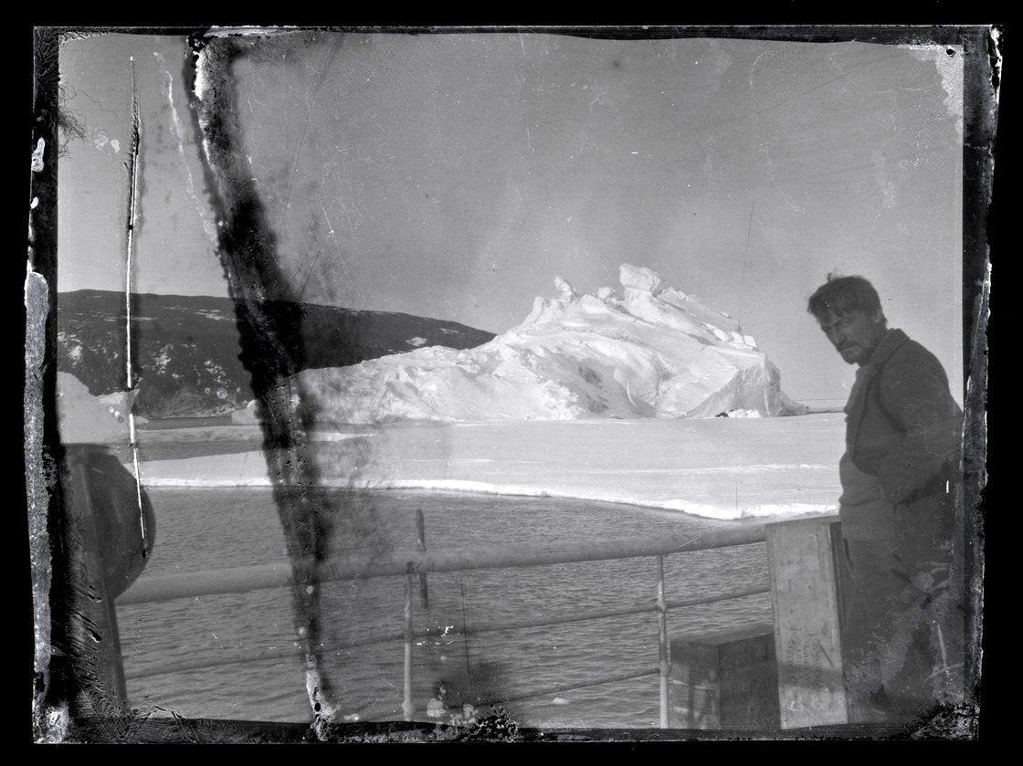 Century-Old Photos From Legendary Explorer Found In Antarctica