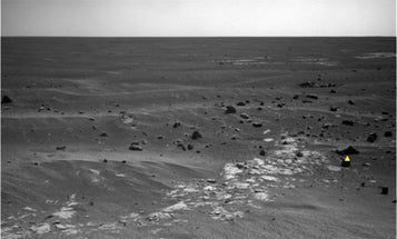 Opportunity Mars Rover Gets Artificial Intelligence Upgrade, Decides For Itself What to Explore Next