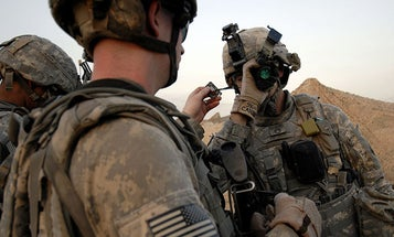 DARPA Wants to Bring Wireless Power to Troops and Their Gadgets in the Field