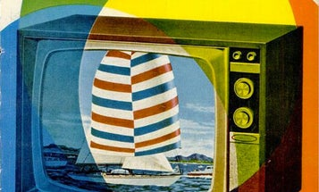 Archive Gallery: Now You Can Watch Television in Color!