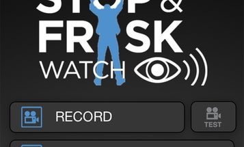 Can This App Put An End To New York's Controversial Stop And Frisk Searches?