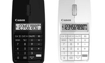 I Applaud Canon's Calculator Mouse