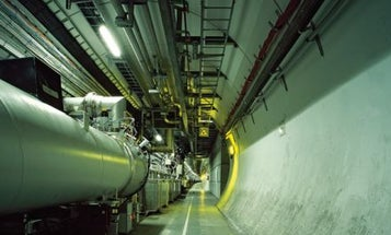 LHC Test Could Lead to Hyperdrive Space Propulsion (Well, In Theory)