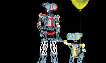 Build Up Your Imagination With The Meccanoid Kit