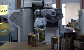 A Team Of MIT Bartender Robots Serves Beer More Efficiently