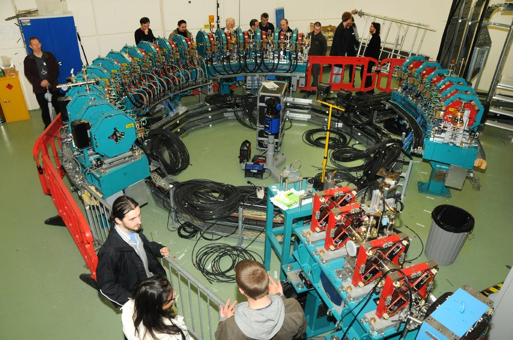 Pocket Particle Accelerators Like This One Could Bring Safer Nuclear Power to Neighborhoods