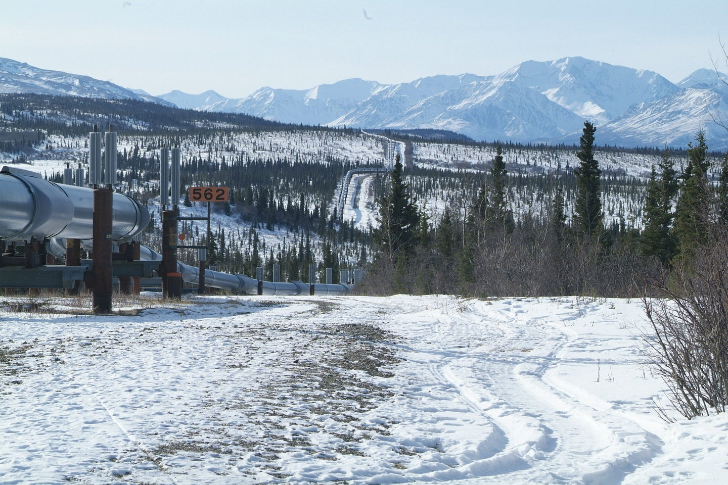 Why Is Alaska's Governor Looking To Oil To Cover Climate Change Costs?