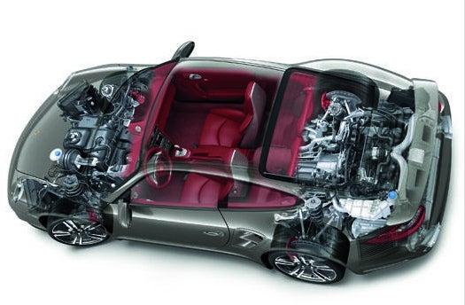 Test Drive: Inside The 2010 Porsche 911 Turbo