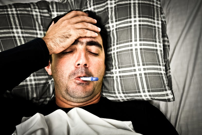 The myth of the man-flu: Do men really get sicker, or are they just whinier?