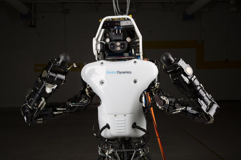 Start Your Humanoids: Today's DARPA Robotics Challenge Is Historic, And Hilarious