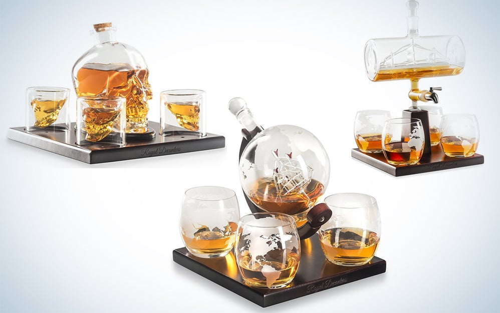 43 percent off decorative decanters and other deals happening today