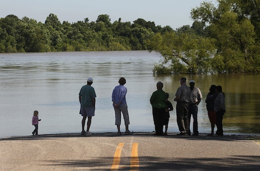 As the Army Fights the Mississippi River, Who Is Winning?