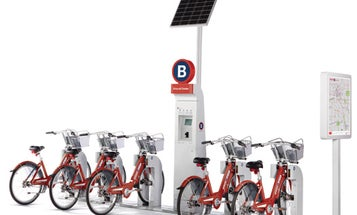Tracking Technology Makes U.S. Bike Sharing Services More Secure