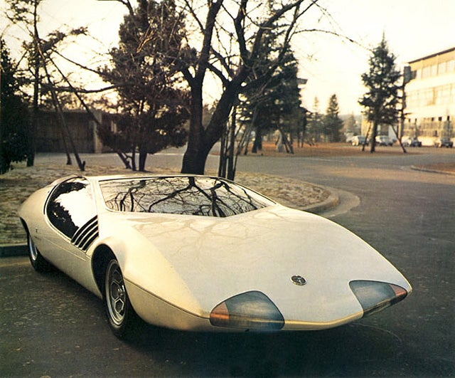 The Craziest Japanese Concept Cars, 1969-2009