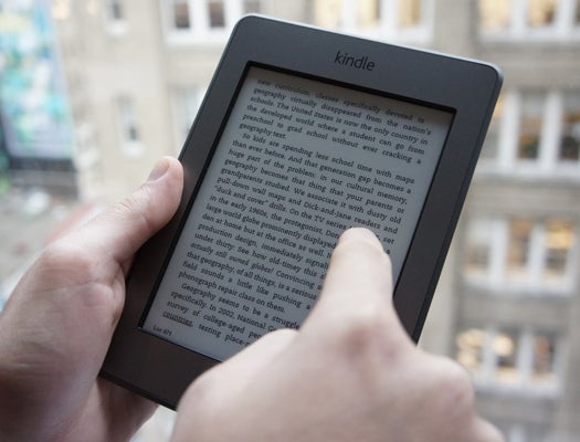 Amazon Kindle Touch Review: Should You Touch Your Books?