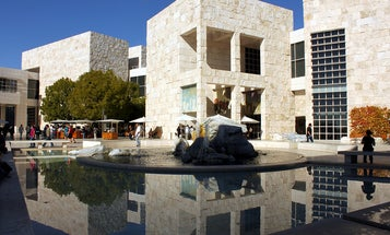 How architects made California's Getty Museum fireproof