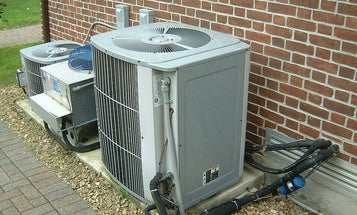 With New Materials, Air Conditioners Can Be Powered By Waste Heat