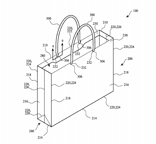 Apple Wants To Patent A Paper Bag