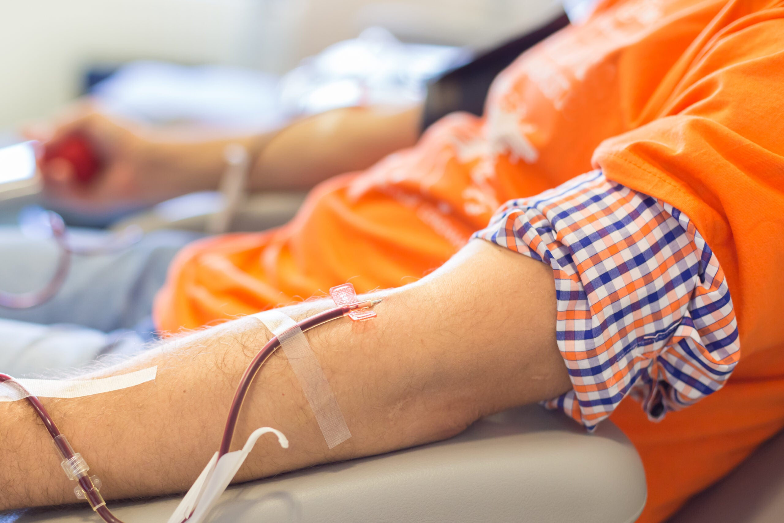 Oh, the places your blood will go after you donate it