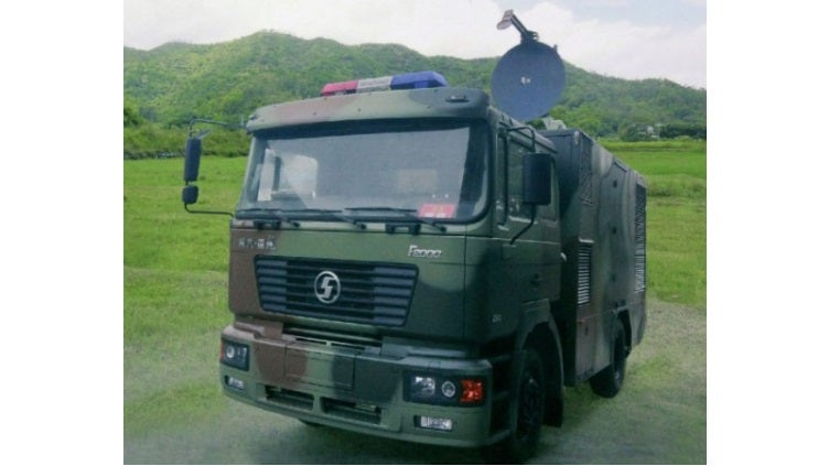 China's New Long-Range Weapon Causes Non-Lethal Pain From Afar