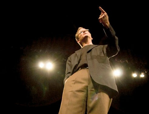 Update: Lessig Not Running For Congress After All