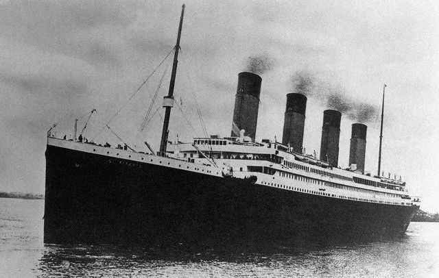 Did An Optical Illusion Doom the Titanic?