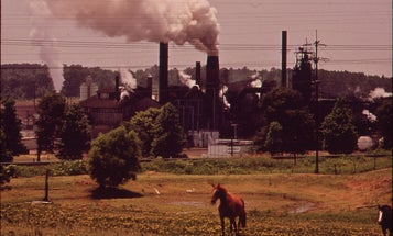 This is what America looked like before the EPA cleaned it up