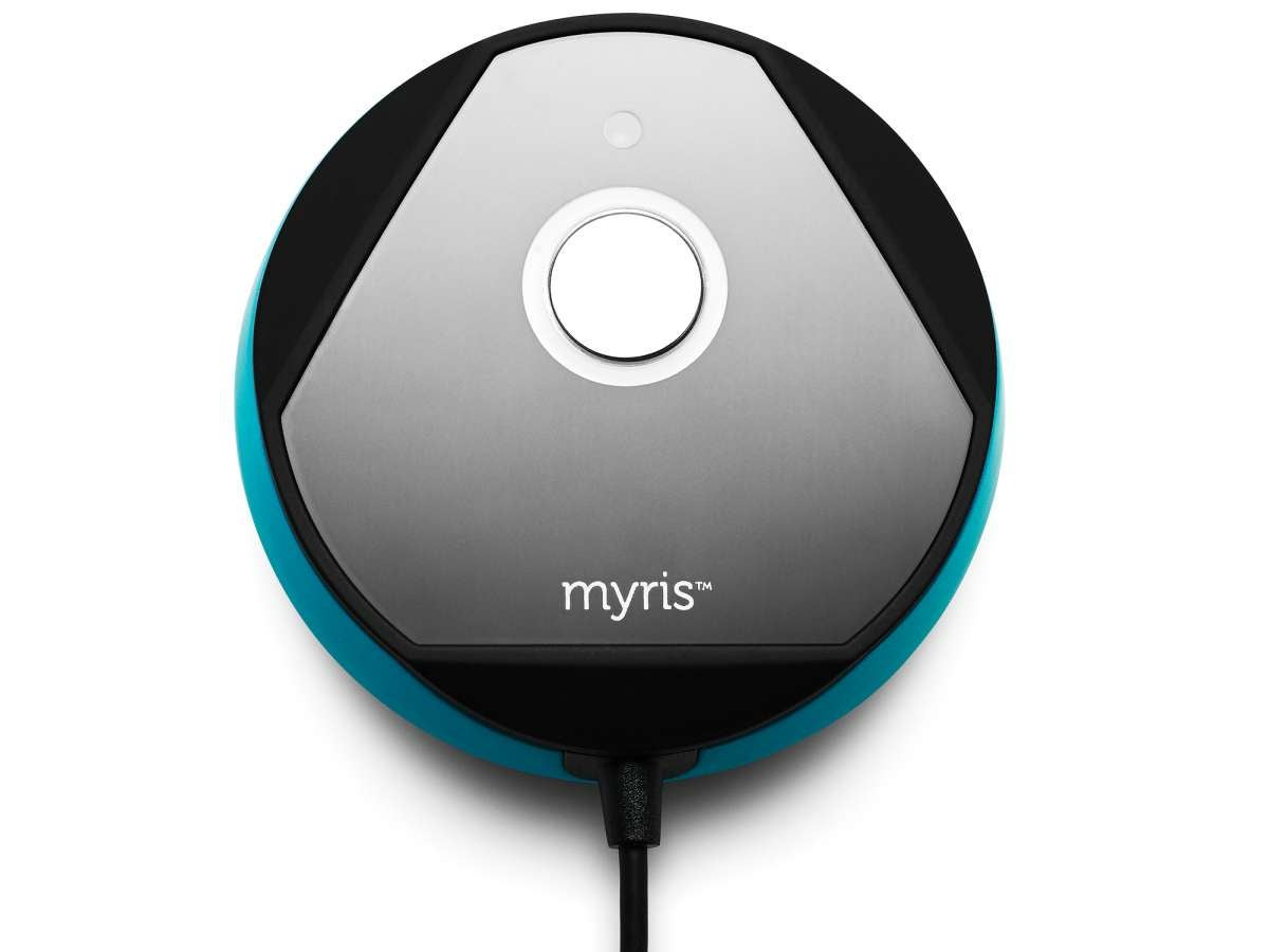 The First Home Iris Scanner