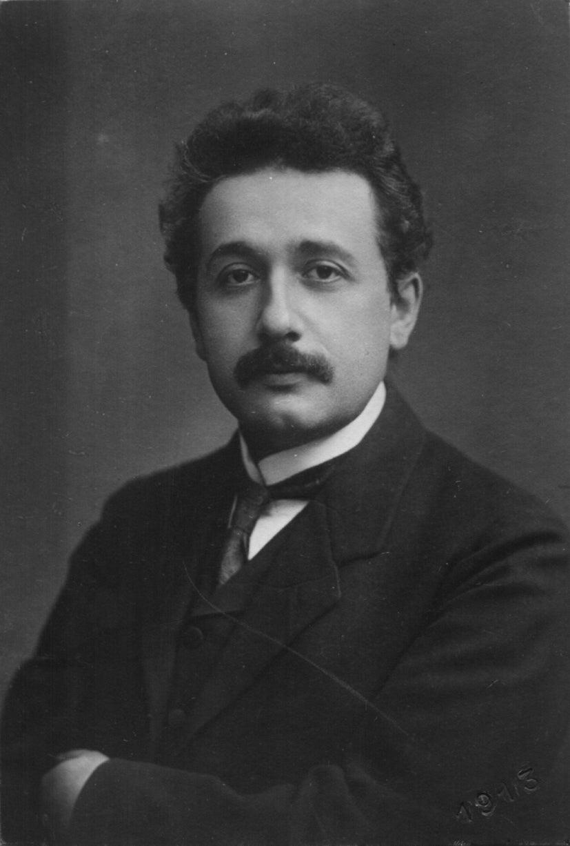 Albert Einstein circa 1905