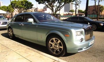 Driven: The All-Electric Rolls Royce 102EX