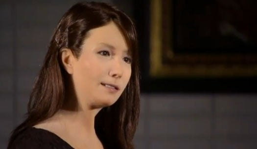 Video: Geminoid F Makes Her Theatrical Debut On The Japanese Stage