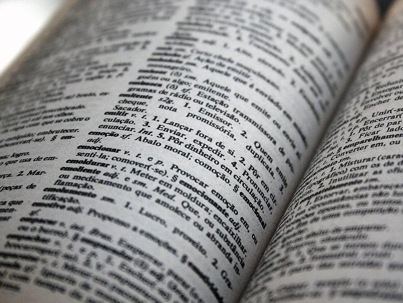 Language Evolution May Depend On Population Size