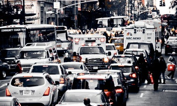 Department Of Transportation Says The Future Of Transit Looks Pretty Bleak