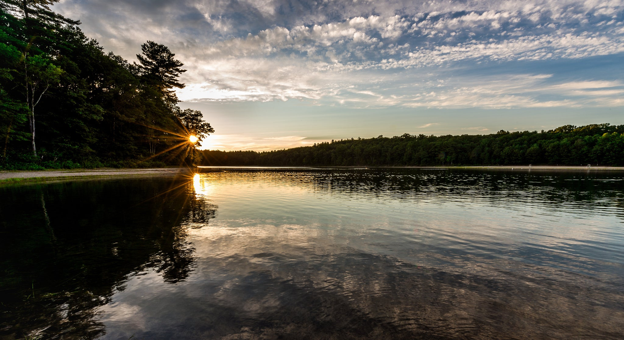 We're ruining Walden Pond just like we ruin everything beautiful in this world