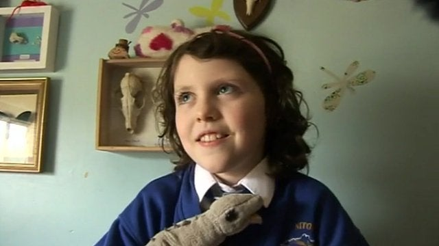 9-Year-Old Girl Gets Dinosaur Named After Her, Makes All Other Children/Adults Jealous