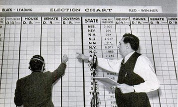 Archive Gallery: The Science Of Elections