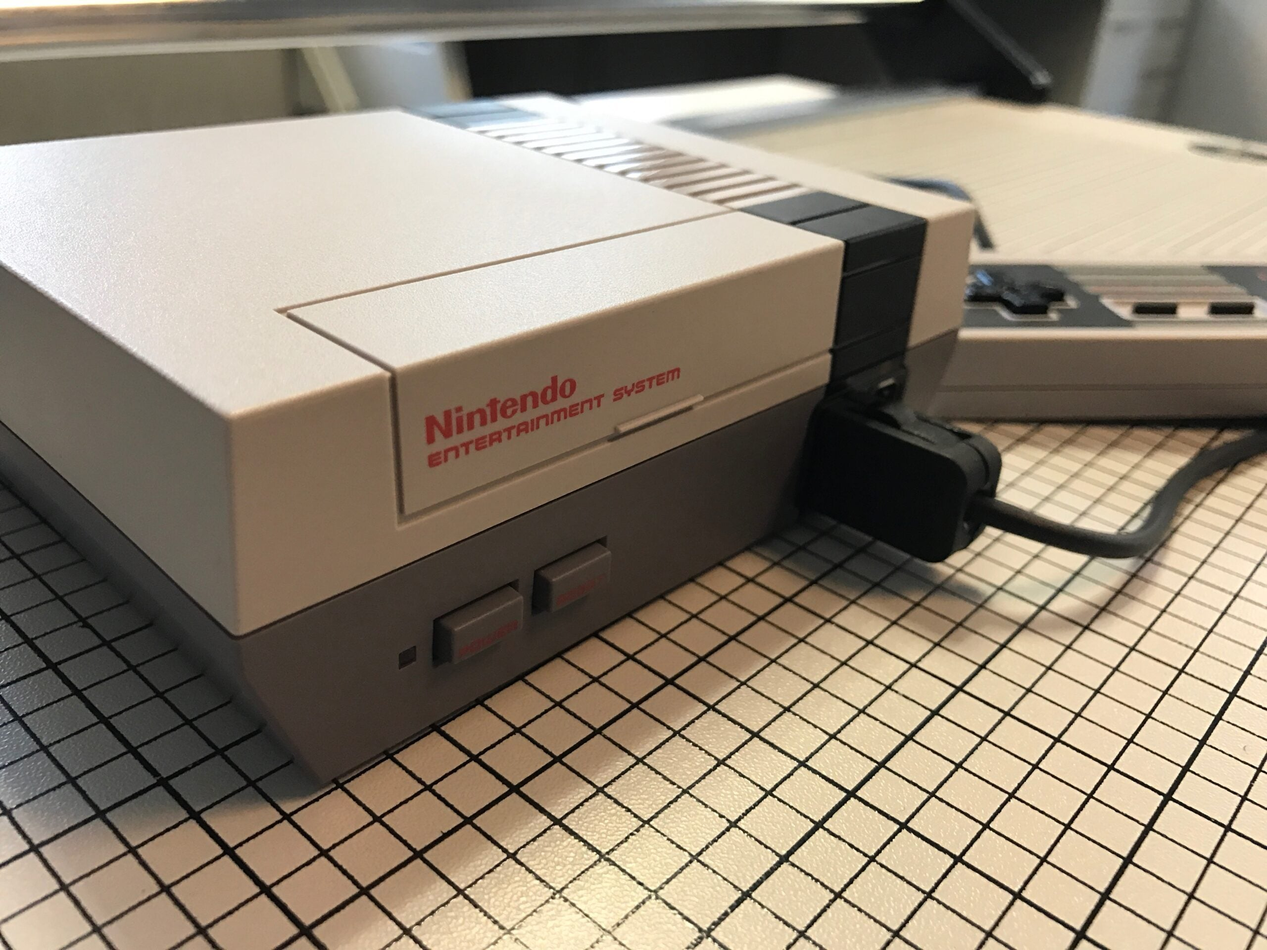 Nintendo Brings Back the Original NES For Just $60