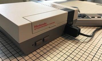 Nintendo Brings Back the Original NES For Just $60