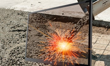 Researchers Turn Cement Into Metal Using Lasers