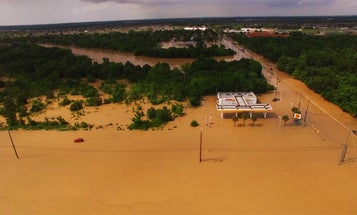 Everything Is Bigger In Texas, Including The Floods