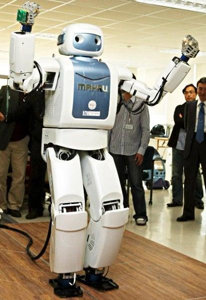 Robot See, Robot Dance