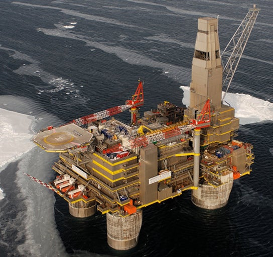 The U.S. Interior Department Halts Future Arctic Oil Drilling
