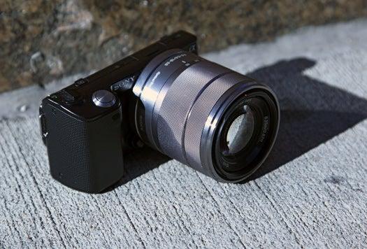Testing the Best: Sony's NEX-5, the Small Wonder