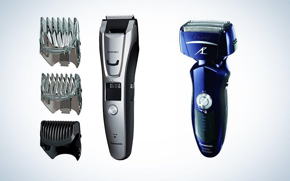 Panasonic shavers