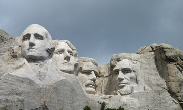 Study Finds Fireworks Contaminated Groundwater Near Mount Rushmore