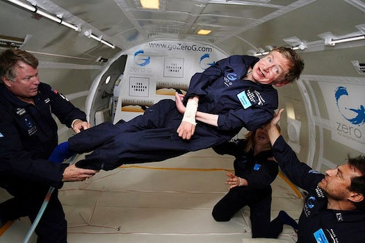 Stephen Hawking Says Humans Won't Survive Another 1,000 Years On Earth