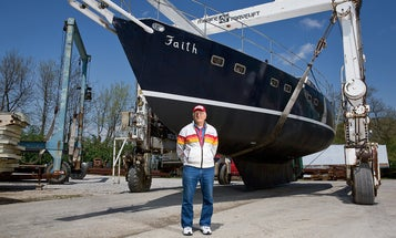 How Tom West Built A Pirate-Proof Yacht
