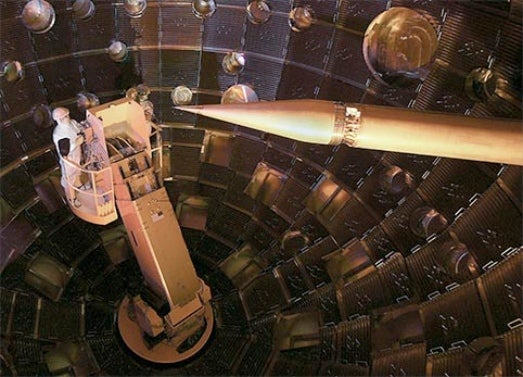 National Ignition Facility Fires Record-Setting 2-Megajoule Laser