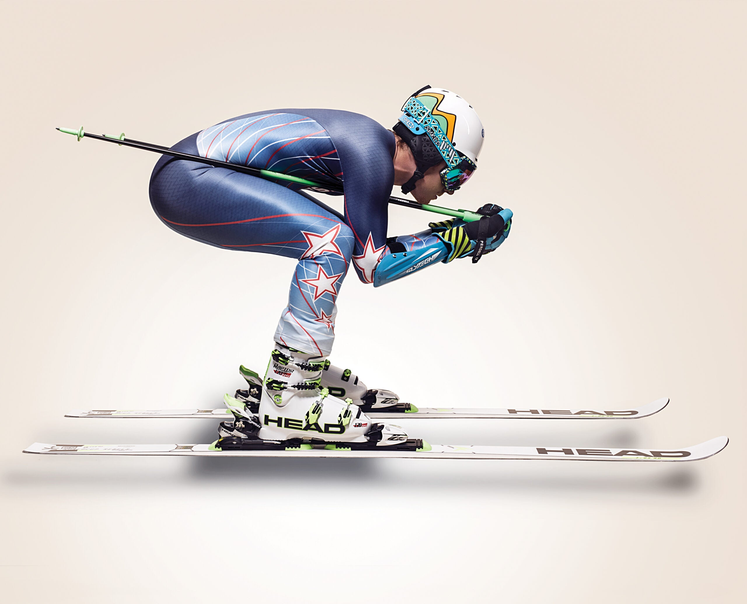 Engineering The Ideal Olympian: Superfast Fitted Ski Suit